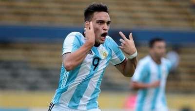 El sub 20 disputa el clásico sudamericano ante Brasil