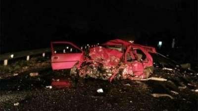 Tragedia en Uruguay: 4 argentinos murieron en un choque con ladrones