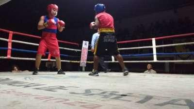 Volvió el boxeo de las escuelas municipales