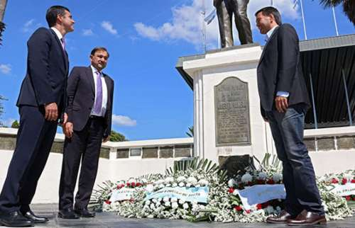 A 25 años de su muerte recordaron la figura de Roberto Romero