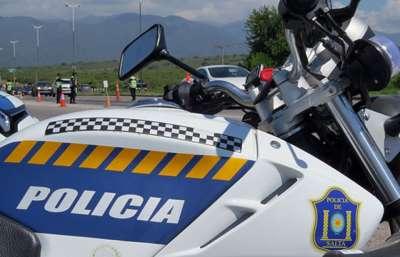 La Policía Vial labró más de setecientas infracciones de tránsito