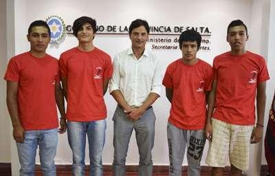 Salta participará en el Campeonato Argentino de Ciclismo Juvenil