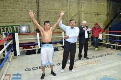 Gran velada boxística en el Club San Martín