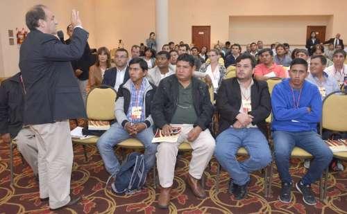 Desde hoy y hasta mañana se desarrolla el II Encuentro de Concejales de la Provincia