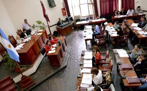Ediles aceptaron la donación al municipio del inmueble conocido como ex Palúdica