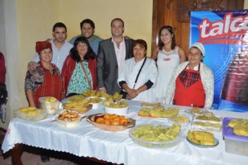 Con más de 40 cocineros inscriptos, el domingo se realiza el Concurso de la Humita
