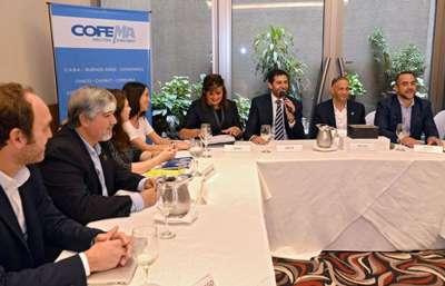 El Consejo Federal de Medio Ambiente deliberó en Salta