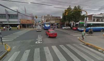 Cortes de calle y cambios en el recorrido de los colectivos en el centro de la ciudad