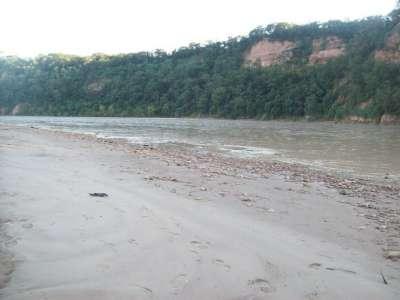 La Policía halló el cuerpo de un hombre ahogado en el Río Bermejo
