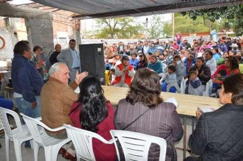 Acuerdo entre la Municipalidad y la Agrupación de Carreros