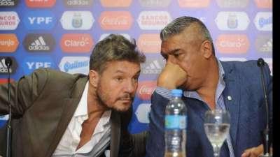 Marcelo Tinelli se va del fútbol: renunció a la AFA y pidió licencia en San Lorenzo