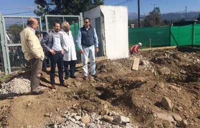 Iniciaron las obras de refacción y ampliación de los centros de salud cabecera