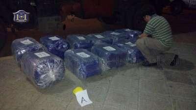 La Policía secuestró $120.000 y más de 240 kilos de hojas de coca en Pichanal