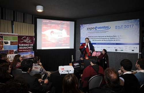 Salta despliega su potencial turístico en Expoeventos 2017