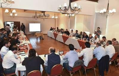 En Urundel se realizará una nueva reunión de trabajo entre funcionarios provinciales y municipales