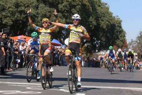 Un Domingo a puro Ciclismo: la Clásica 1 de Mayo fué para Richeze