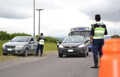 Seguridad Vial labró setecientas infracciones durante el fin de semana