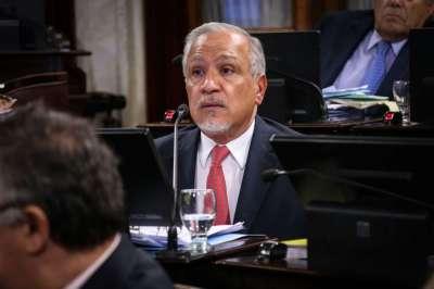 Romero pide la aprobación de proyecto clave para el tránsito