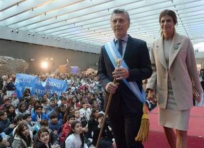 Macri apuntó a jueces, empresarios y sindicalistas
