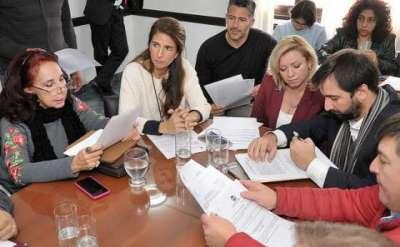 Sesiona hoy el CD: los temas a abordar en la Sesión Ordinaria
