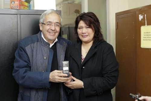 El IPS hizo entrega de la primera dosis del Cannabis Medicinal