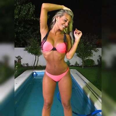 Sol Perez sigue despertando suspiros con fotos sexys en las Redes