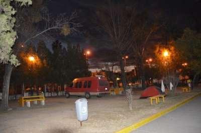 El balneario municipal Carlos Xamena tiene nueva iluminación