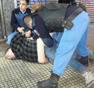"""Detuvieron a la """"Tota"""" Santillán por un supuesto intento de robo"""