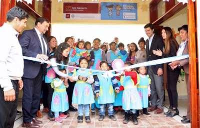 Isla de Cañas ya cuenta con un Centro de Primera Infancia