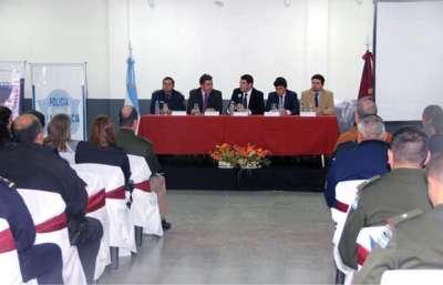 Nación destacó a Salta por sus políticas de seguridad