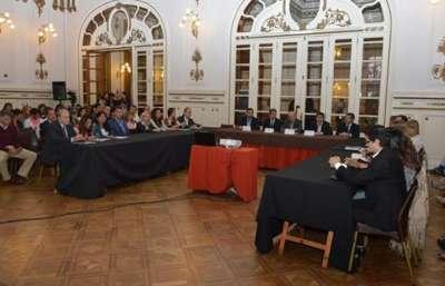 Mañana se reúne la Mesa Intersectorial sobre Adicciones