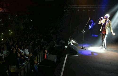 Abel Pintos abrió su gira nacional en Salta