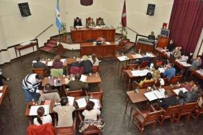 Se realiza mañana una nueva Sesión del Concejo Deliberante