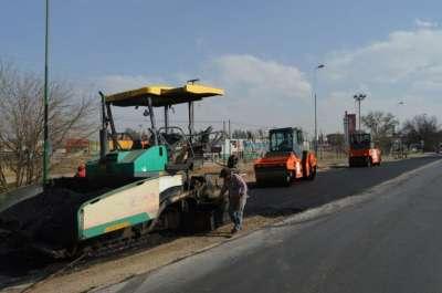 La Municipalidad culminó las reparaciones en avenida Tavella