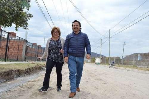 """Gustavo Sáenz: """"Estamos donde hay que estar, al lado de la gente"""""""