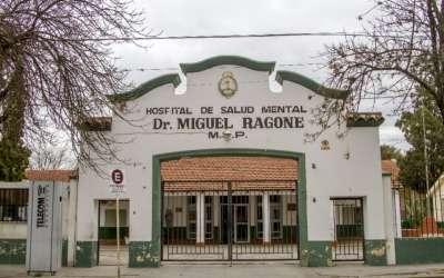El cadáver hallado en el hospital Miguel Ragone era de una paciente