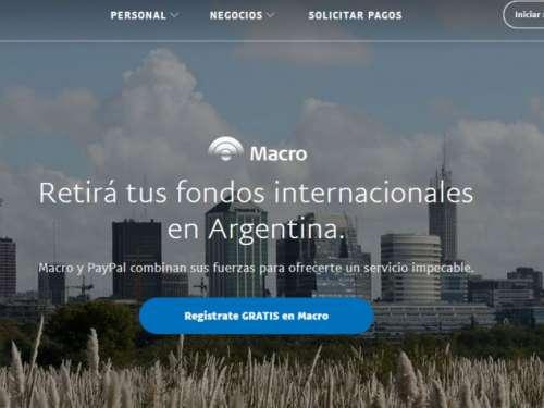 Banco Macro y Paypal te ayudan a vender en el Exterior