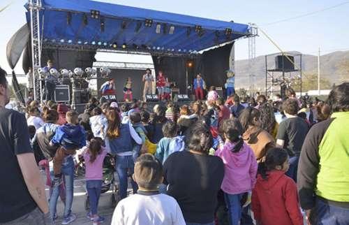 Miles de salteños disfrutaron del Día del Niño en Parques Urbanos