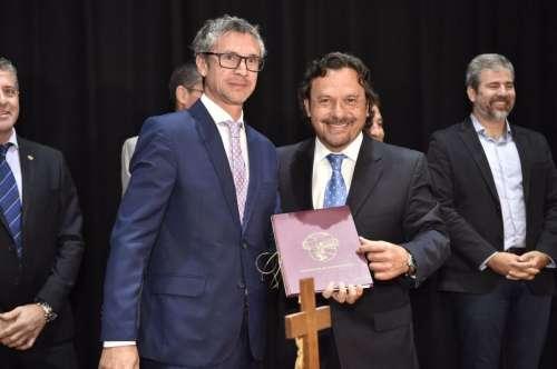 Asumió Mario Peña en la Secretaría de Turismo de la Municipalidad