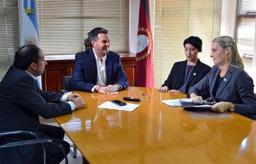 Convenio para el fortalecimiento institucional de los gobiernos locales