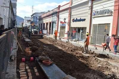 La calle Caseros será parcialmente habilitada para la procesión