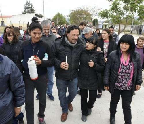 Sáenz con la campaña al hombro rumbo a las Elecciones Generales