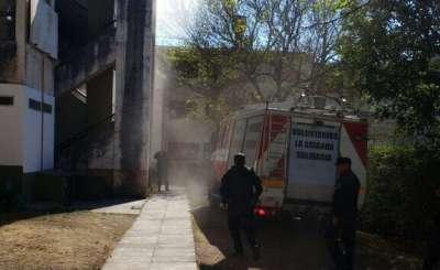 Voraz incendio en la zona norte de Salta: ardió un departamento