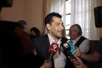 """Hector Chibán: """"El ajuste lo tiene que hacer el sector político"""""""