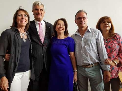 Acuerdo Zottos - Escudero: trabajo conjunto rumbo al Congreso de la Nación