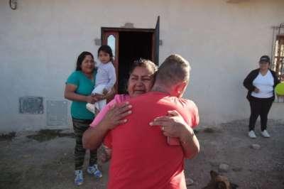 """Valenzuela: """"lo mejor de esta campaña es el cariño de la gente"""""""