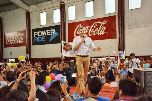 """Peña afirmó que Cambiemos dará """"la gran sorpresa"""" en Salta"""