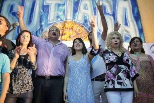 Día de la lealtad en Salta: acto del Frente Ciudadano para la Victoria