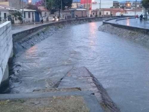 Los canales funcionaron normalmente tras la última tormenta