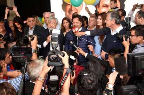 Contundente triunfo de Martín Grande en Diputados Nacionales